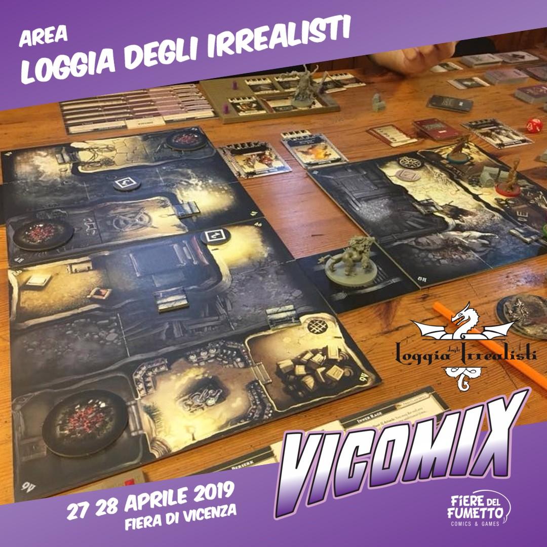 VI - LOGGIA