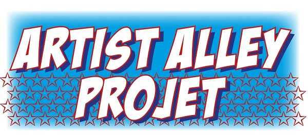 artist alley projet_sito