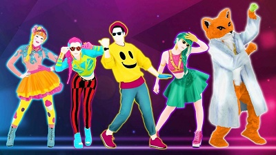 just dance busto